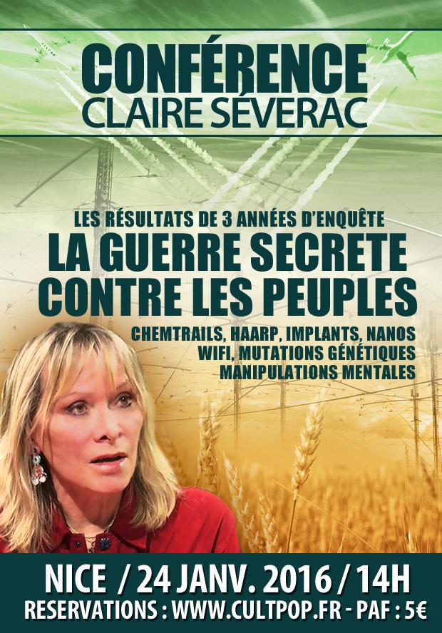 Claire Séverac